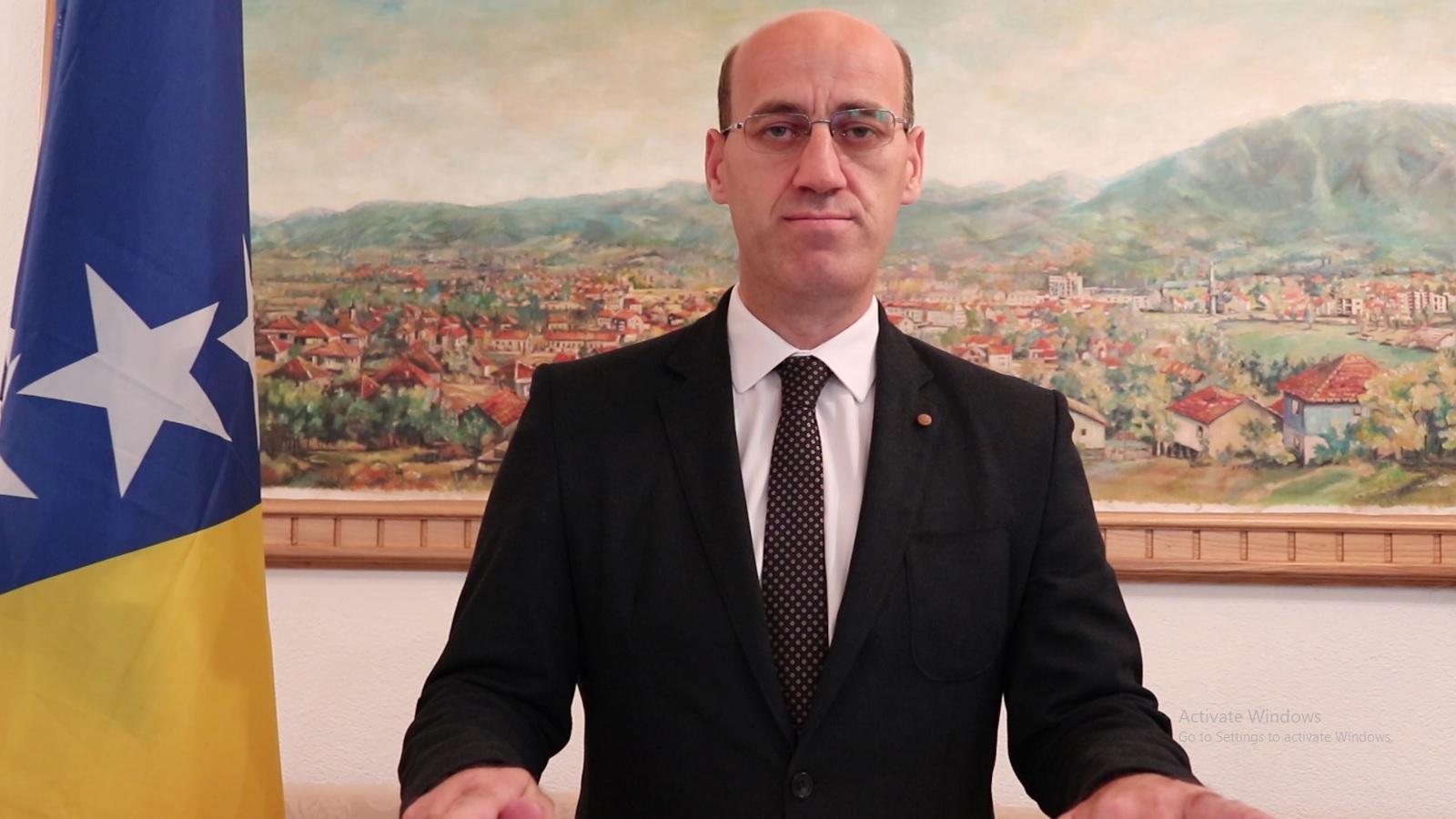 VIDEO Poruka Ramiza Salkića: Zašto je važno registrovati se i glasati na izborima u BiH, a posebno u bh. entitetu RS