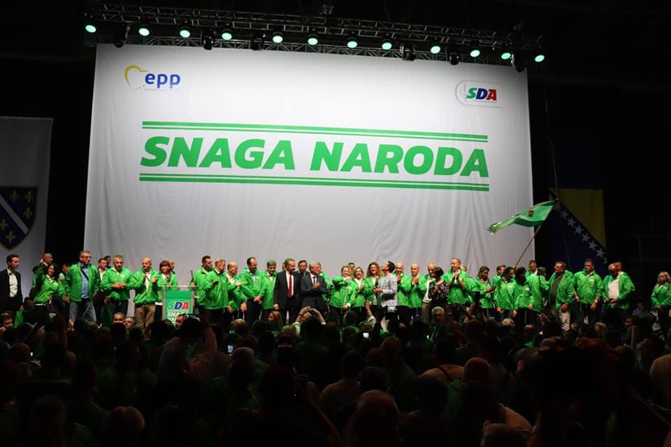 """SDA: """"Herceg-Bosna"""" je UZP, treba slaviti dan njenog gašenja, a ne osnivanja"""